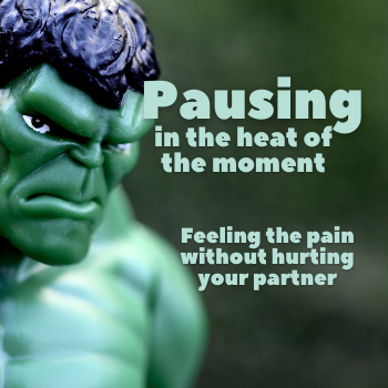 Pausing in the Heat of the Moment